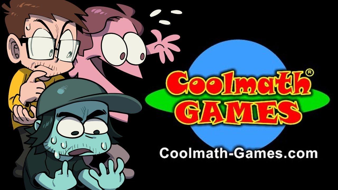 SuperMega Plays COOL MATH GAMES.