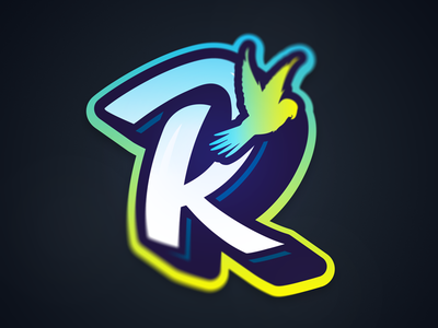 R logo by Afan Nalic on Dribbble.