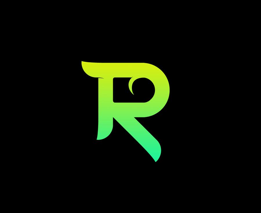 Cool R Logo.
