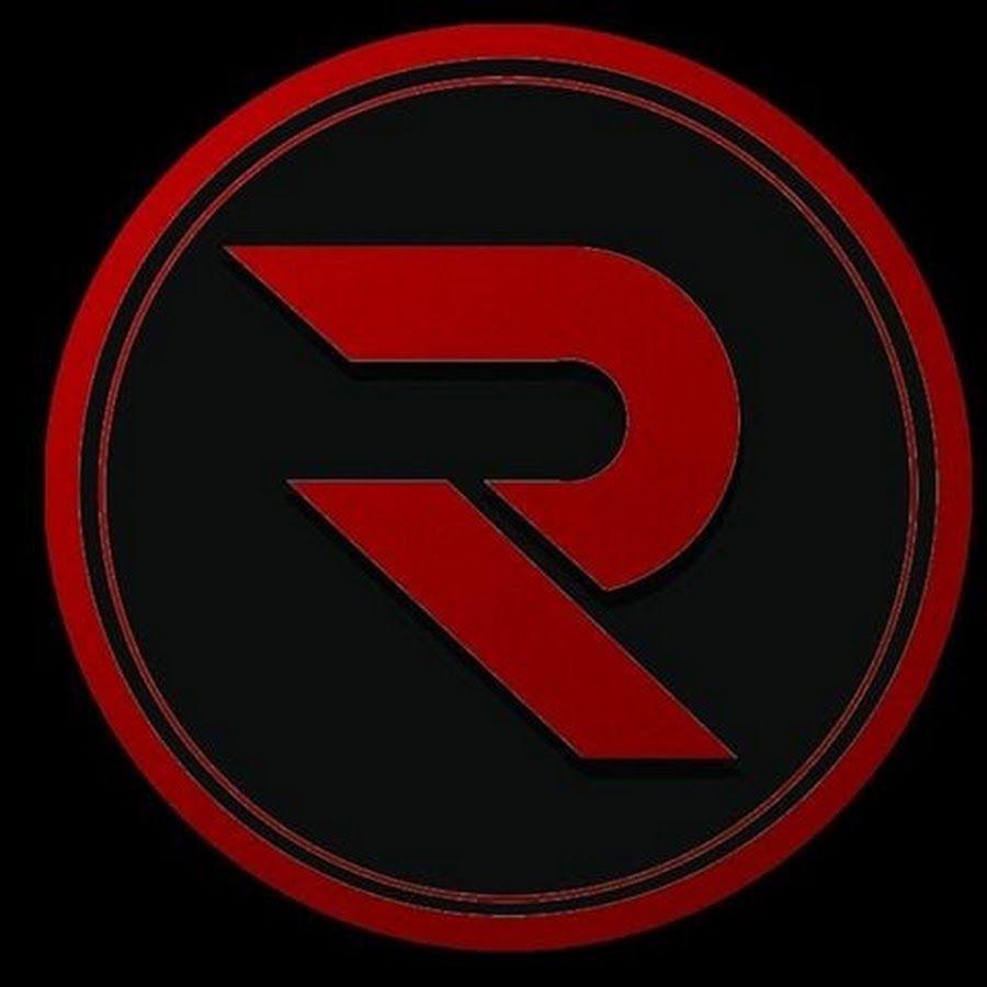 Cool Red R Logo.