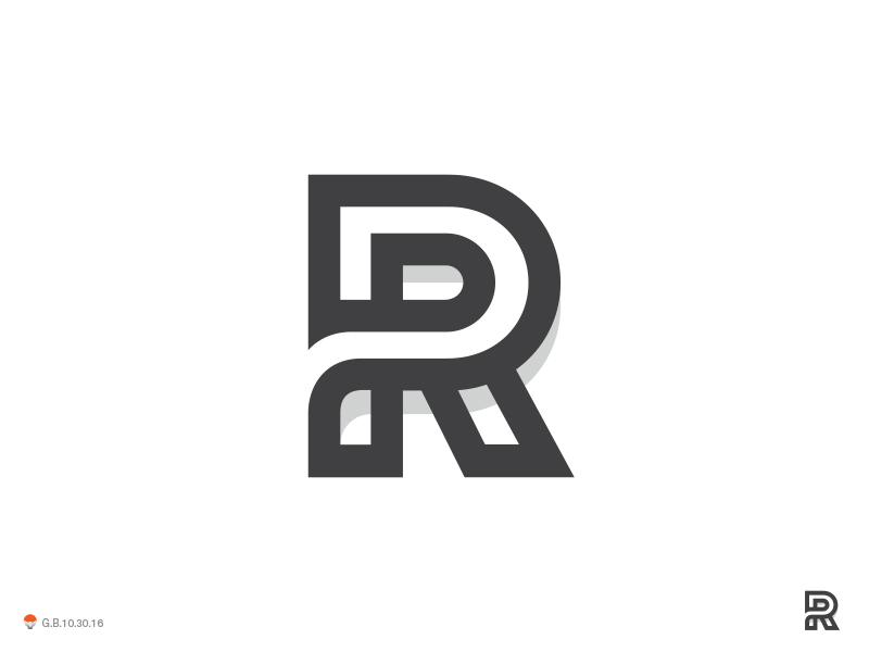 cool letter r.