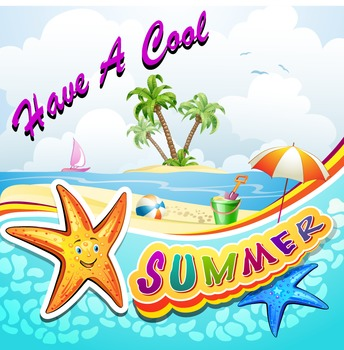 Have A Cool Summer Tag Worksheets & Teaching Resources.