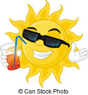 Cool sun Stock Illustrations. 17,581 Cool sun clip art images and.