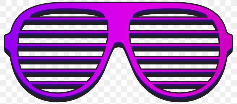 Shutter Shades Sunglasses Clip Art, PNG, 6290x2790px.