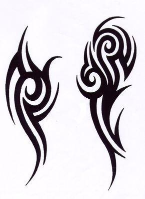 Pin Tribal Tattoo Design Img7 Free Download 33542 on.