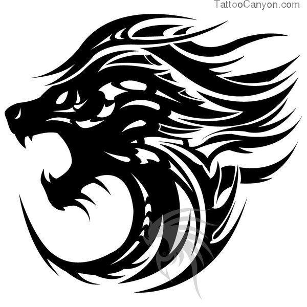 Lion Tattoo Png.