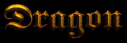 Dragon Text Generator.