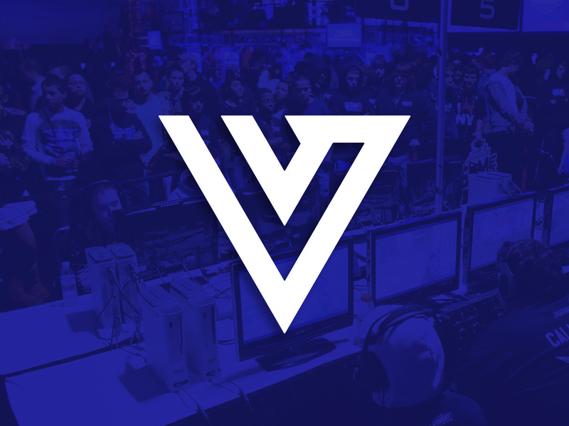 V Logo by Cory Kelley on Dribbble.