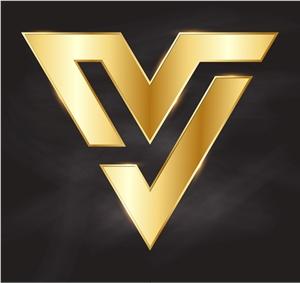 V letter Logo Vector (.PDF) Free Download.