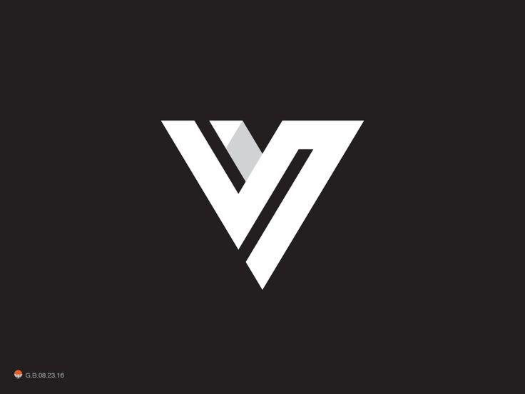Cool V Logo.