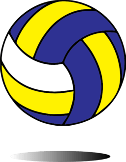 Volleyball Cliparts.