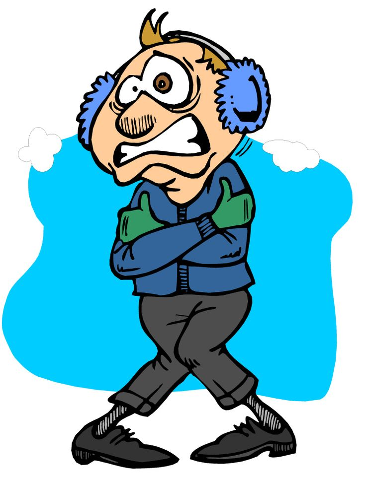 Cool Weather Clipart.