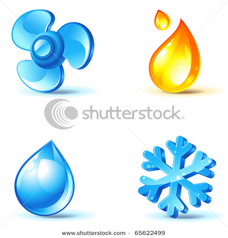 Cool air clipart.