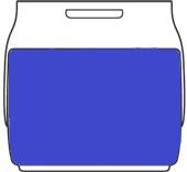 Clip Art Ice Cooler.