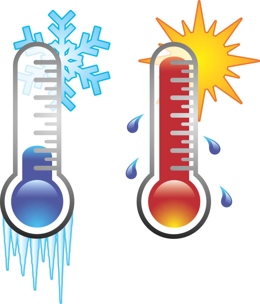 Heating And Cooling Clipart.