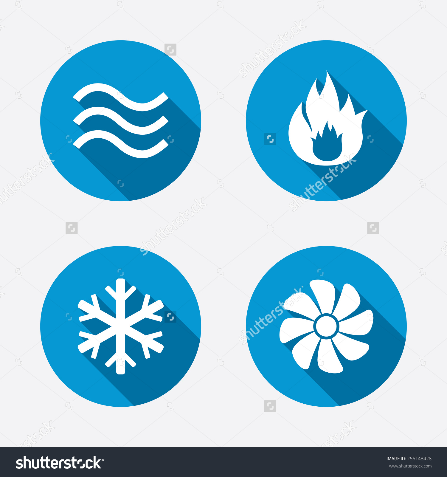 Heating Cooling Clip Art Media.