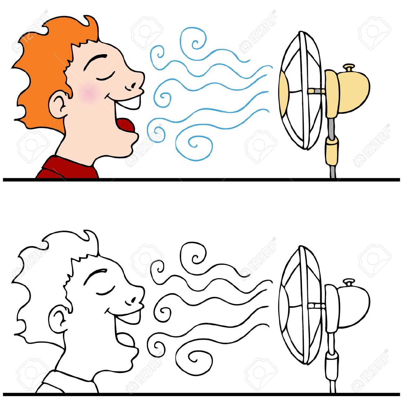 Cooling Fan Clip Art : Cooling off clipart clipground