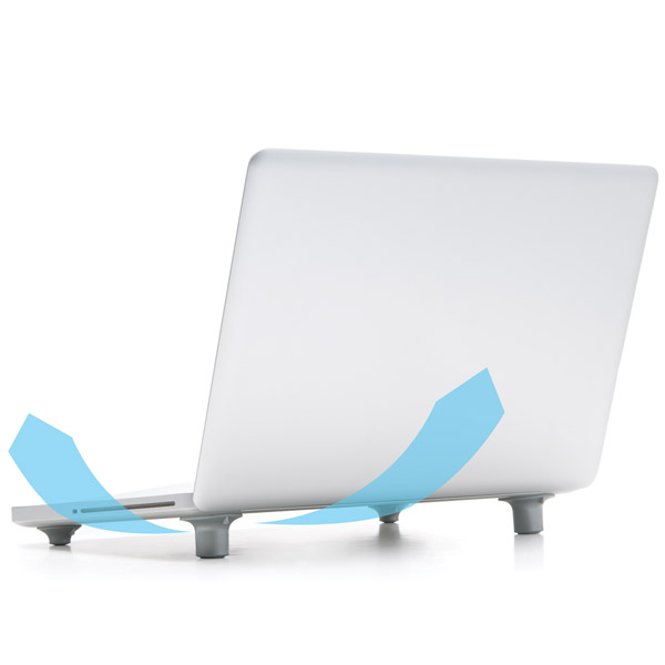 Cool Feet Laptop Stand.