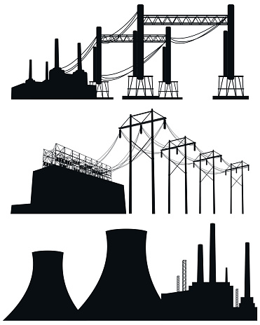 Cooling Tower Clip Art, Vector Images & Illustrations.
