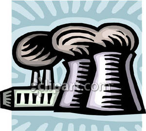 Power Plant Cooling Towers.
