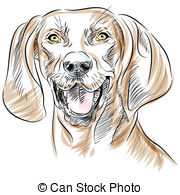 Coonhound Stock Illustrations. 6 Coonhound clip art images and.