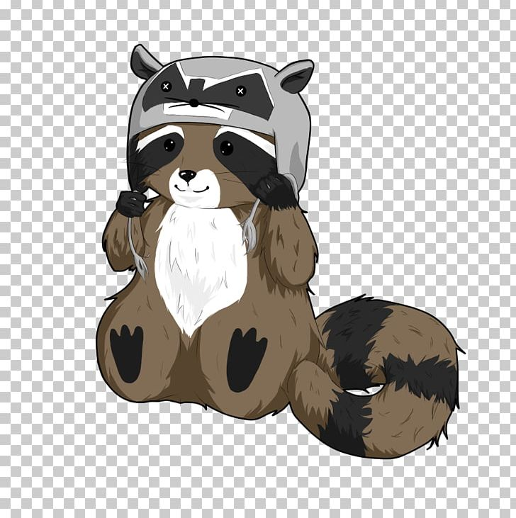 Raccoon Drawing Coonskin Cap Hat Bear PNG, Clipart, Animal.