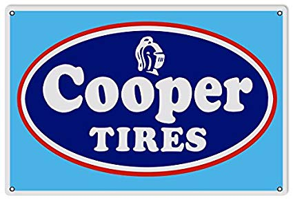 Amazon.com: Cooper Tires Sign 12\