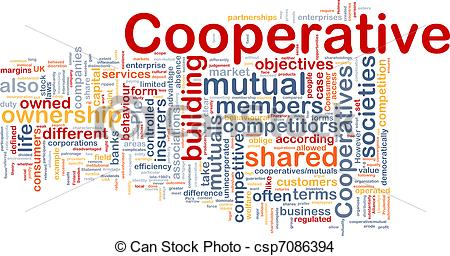 Cooperative clipart.
