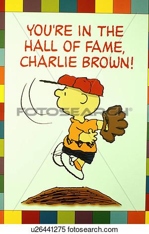 Charlie Brown Baseball Clipart.