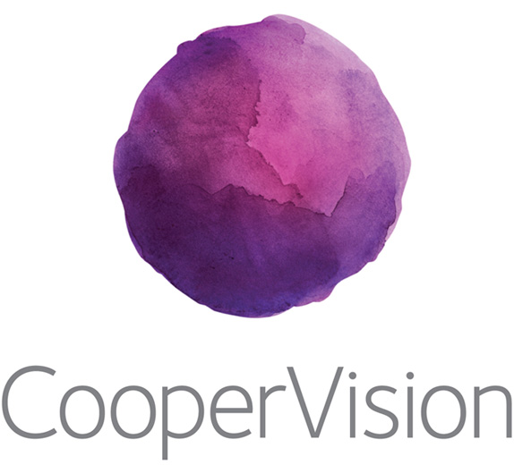 Brand New: CooperVision, Looking Good.