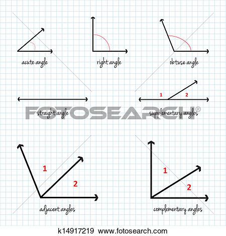 Clip Art of Cartesian Coordinate System k14917219.