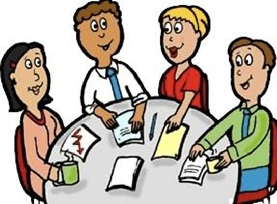 Committee Meeting Clipart.