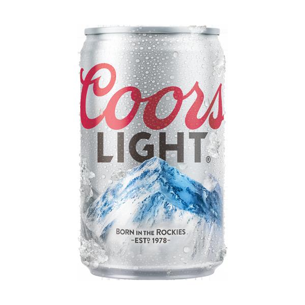 Coors Light.