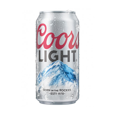 Coors COORS LIGHT 12 PK CAN.