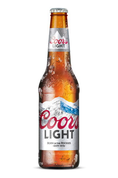 Coors Light 6pk BTL.