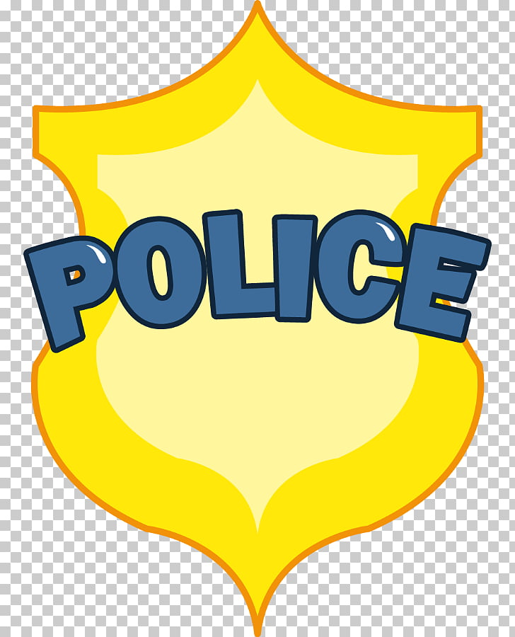 Police officer Badge , policeman PNG clipart.