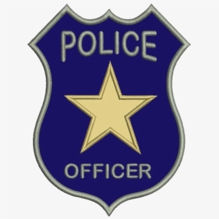 Badge Police Officer Clip Art.