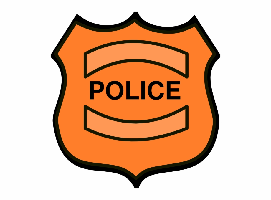 Police Officer Badge Clipart {#2452804}.