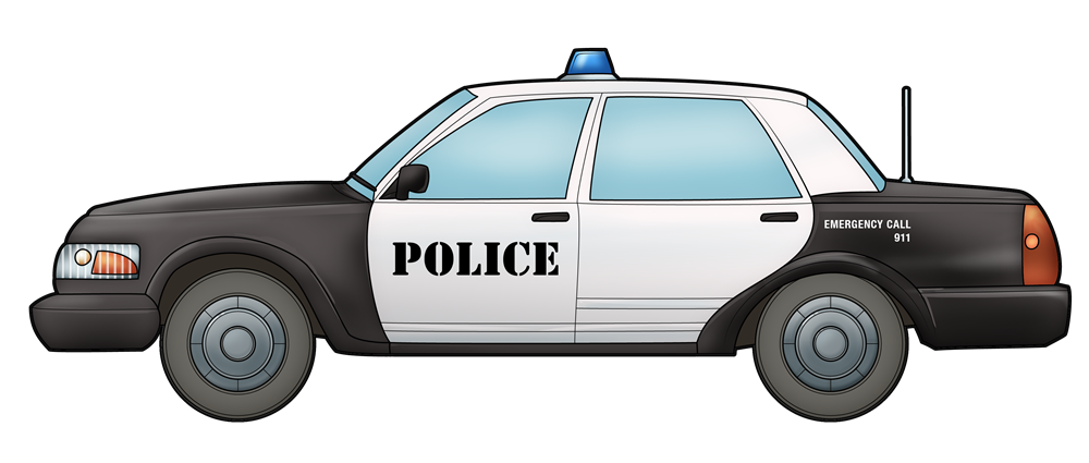 Pictures Of A Police Car.