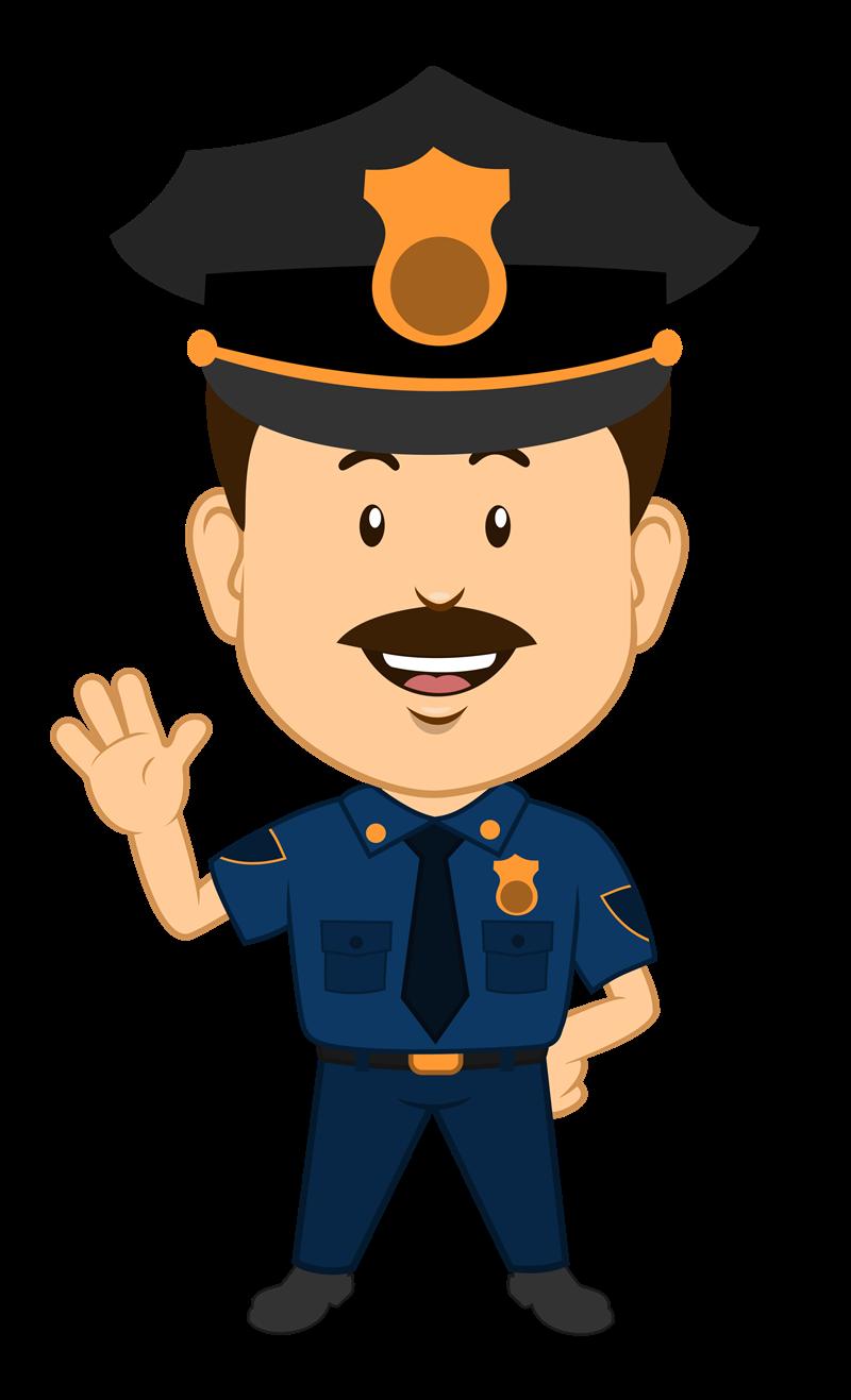 Cop Clipart.