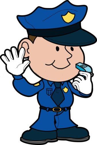 Cop Clip Art Free.