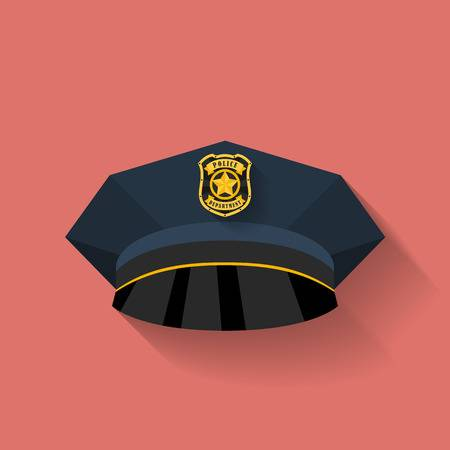 10,173 Police Hat Stock Vector Illustration And Royalty Free Police.