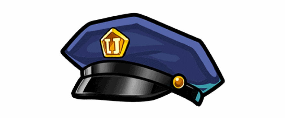 Cop Hat Png Transparent.