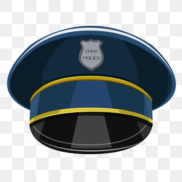 Police Hat PNG Images.