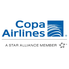 Copa airlines logo.