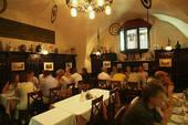 Stock Photograph of Copa Cagrana and Uno city, Vienna, Austria.