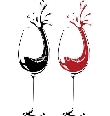 Wine glass vector 88799.