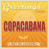 Copacabana Clip Art.