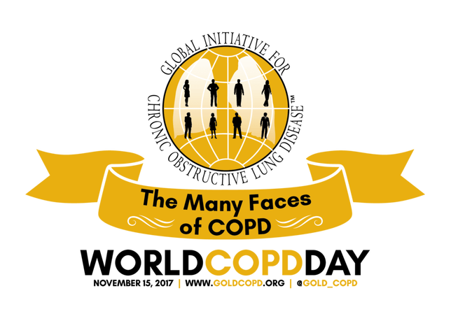 World COPD Awareness Day 2017: Why today is important.