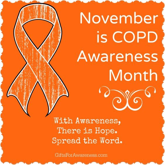 Copd Ribbon Color.